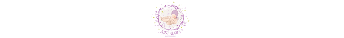 Just Gaba Photography logo
